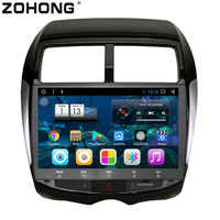"10.2 ""Octa Core Android voor Mitsubishi ASX RVR Outlander Spotr Auto multimedia DVD Speler autoradio GPS navigatie Radio stereo"