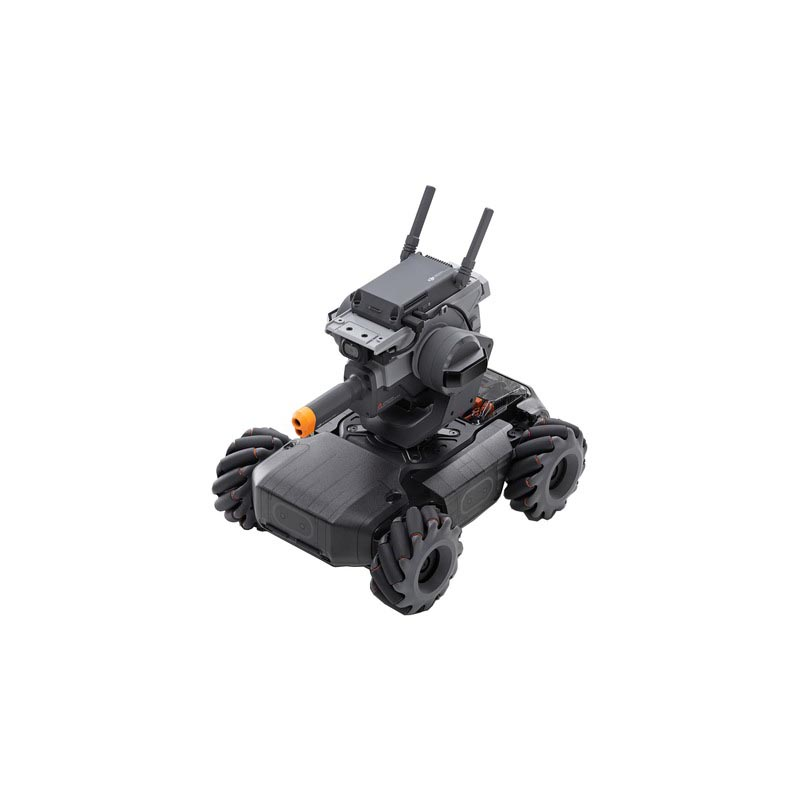 Image 4 - In stock DJI RoboMaster S1 is intelligent educational robot Remote control smart car Toy tank robotics kids gift brand new-in Sports & Action Video Camera from Consumer Electronics