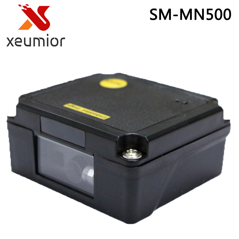 2D Camera Barcode Reader Module Mini Portable Laser Embedded barcode scanner SM-MN500 free shipping embedded small size 2d barcode scanner module lv3296 with ttl232 interface
