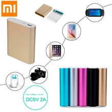 DIY Power Bank Battery Case Portable 4*18650 Battery Cases Kit Universal USB External Power Bank Battery Charger for Smart Phone(China)