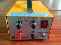 FREE SHIPPING 2014 new electronic sparkle welder/jewelry making machine