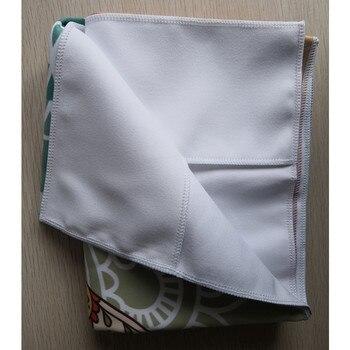 Printed Yoga Towel Microfiber 183*65cm Non Slip Yoga Blanket Absorb Sweat Yoga Mat Cover Towel Pilates Fitness Beach Mat Towel 5