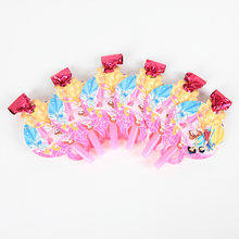 6pcs/lot Princess Theme Party Supplies Noisemaker Blowout Girls Kids Birthday Party Christmas Party Decorations(China)