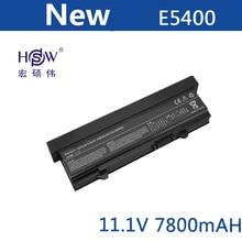 Replacement Laptop Battery For Dell Latitude E5400 E5410 E5500 E5510 KM769 KM742 451-10616 312-0769 312-0762 7800mah 9cells