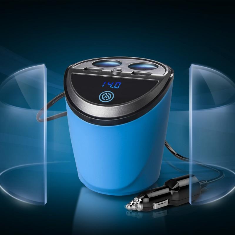 Siparnuo 3.1A шығысы USB автомобильдің - Автомобиль электроникасы - фото 4