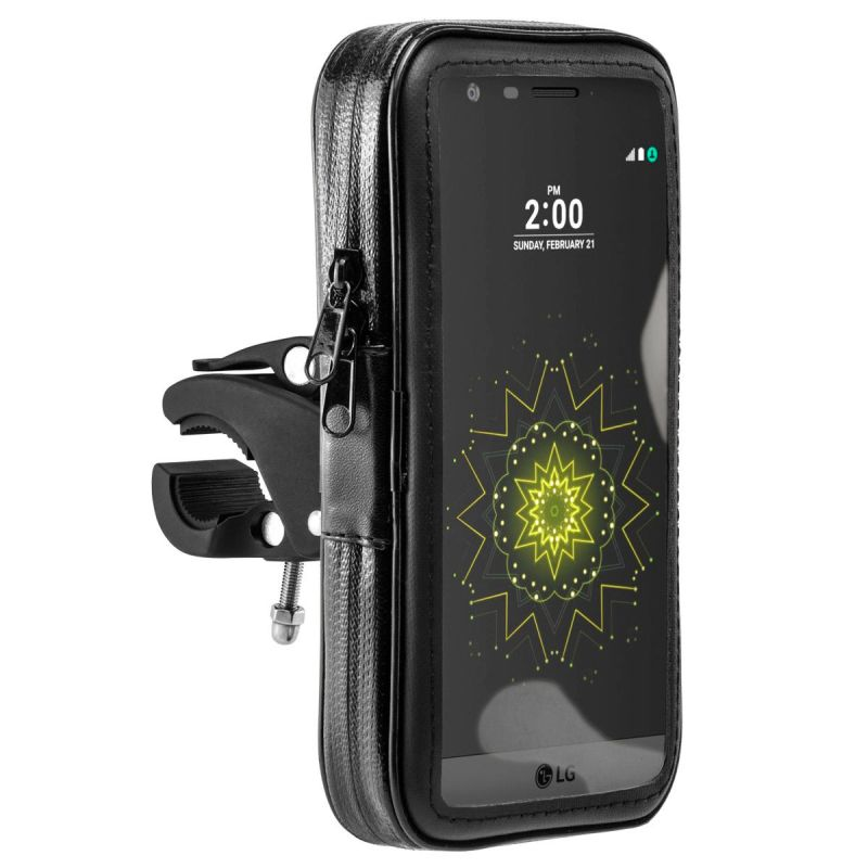 imágenes para Motor de la bici Impermeable Del Bolso Del Caso Del Soporte Para LG G3 G4 G5 Nexus 5X H840 H850 H860 SÍ 5-5.5 Pulgadas Del Teléfono Universal de La Motocicleta bolsa