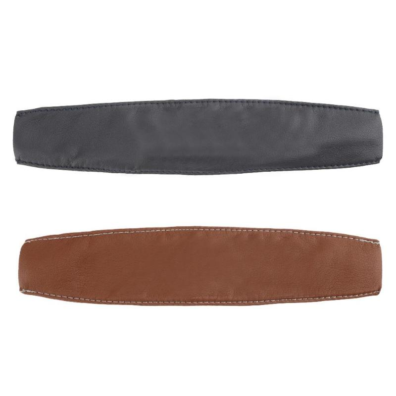 1Pcs Replacement Leather Headband Protective Sheath Cusion for Executive On-Ear Headphone Headset