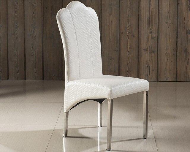 Sedie Schienale Alto Design : Mtbestfurn sedia di design sala da pranzo sedie con schienale alto