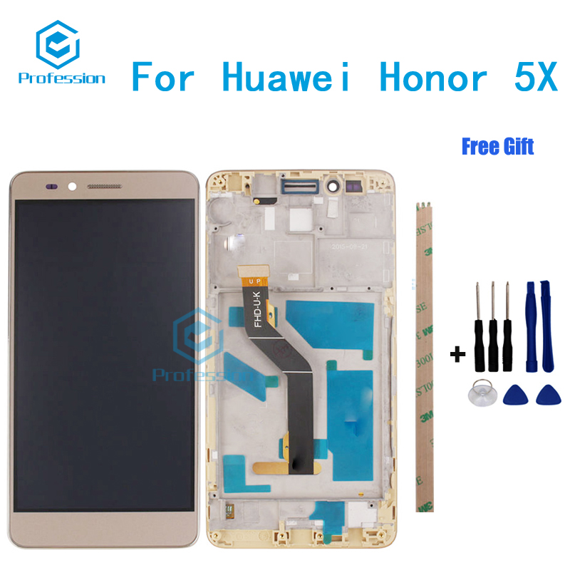 For Huawei Honor 5x Kiw Cl00 Kiw Tl00 Kiw Ul00 Lcd Display And Touch Screen Screen Digitizer