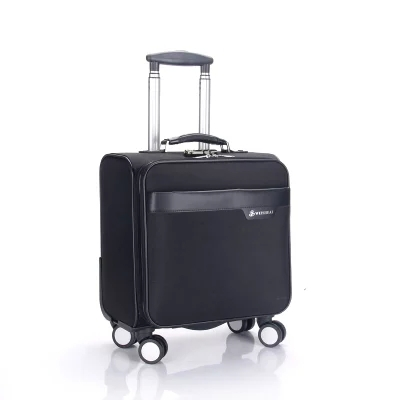 16 Inches,Oxford,Men's Luggage Case,Carry-ons Luggage,Suitcase,Universal Wheels Trolley Case,Luggage box,Travel Bags luggage