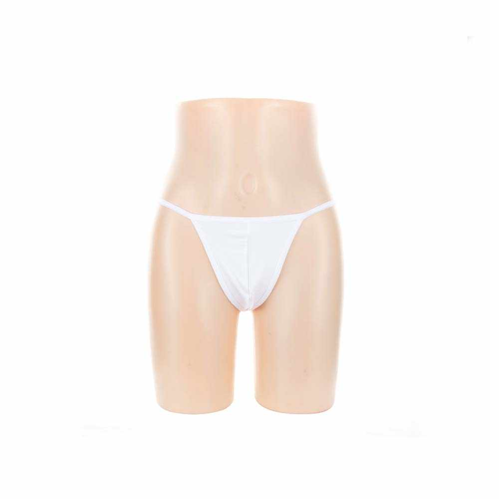 3b99f76ca33b ... Sexy T Back Thongs Underwear Soft Mini G-string Thong Solid Underwear  Underpants Transparent Breathable ...