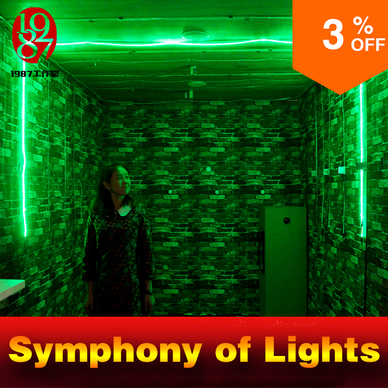 Real Life Adventurers Game Prop Symphony Of Lights Prop Show A Musical Or Lighting Effect From JXKJ1987  For Room Escape Props