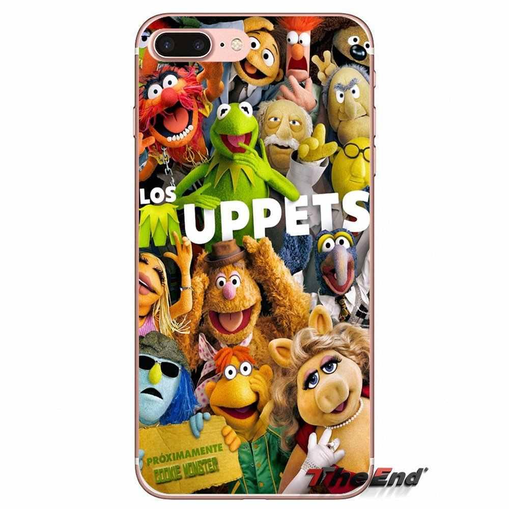 Sexy Miss Piggy The Muppets Show For iPhone X 4 4S 5 5S 5C SE 6 6S 7 8 Plus  Samsung Galaxy J1 J3 J5 J7 A3 A5 2016 2017 Soft Case