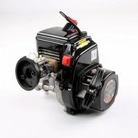 LT uses 45CC four point fixed ultra easy start engine (Walbro 1107 carburetor, NGK spark plug)