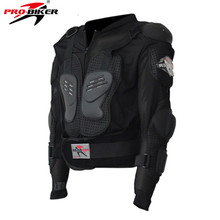 PRO-BIKER Motorcycle Full Body Armor Protector Motorcycle Racing Protective Armor Jacket Motorcycle Body Protector