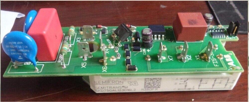DC governatore DCS400 SKD75GAL123D16L2 modulo modulo FIS-31DC governatore DCS400 SKD75GAL123D16L2 modulo modulo FIS-31