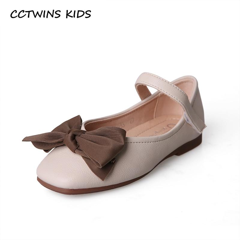 003e5a340866ad Chaussures pour enfants CCTWINS chaussures pour enfants 2019 Printemps  Filles Papillon Princesse Bébé De Mode Papillon ...
