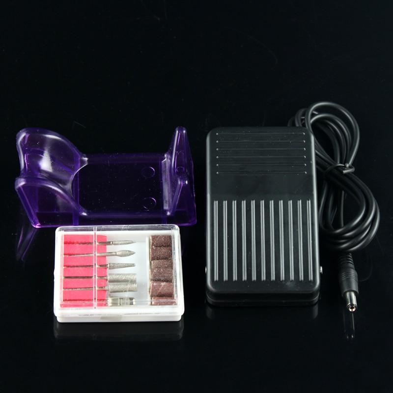 OPHIR Pro küünte art elektriline küünte puurmasin jalgpedaaliga - Küünekunst - Foto 6