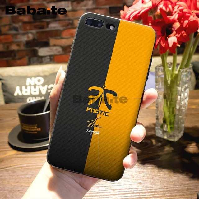 TEAM FNATIC GAMING iphone case