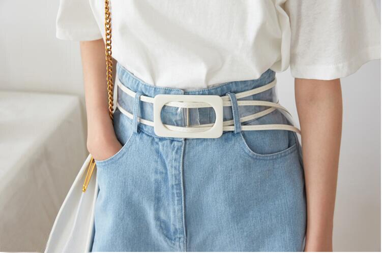 Diseño de marca Cinturón Cinturón Cinturón Nuevos accesorios de - Accesorios para la ropa - foto 6