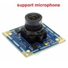 HD 720P MJPEG 1Megapixel CCTV USB board micro pc Video conference camera module