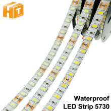 Tira de luces LED flexible super brillante, cinta de luz LED 5730, flexible, 12V 60LED/m 5m 300 LED, brillo intenso de 5050 5630