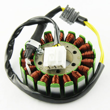 Motorcycle Ignition Magneto Stator Coil for HONDA CB900F Hornet900 CB919 31120-MCZ-003 Magneto Engine Stator Generator Coil free shipping 17a 31630 z6l 003 31630z6l003 charging coil gasoline generator suit for gx620 gx670 gx630 gx690
