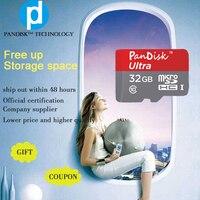 New PanDisk Micro Sd Class 10 80M S Memory Card 16GB 32 Gb 64 Gb 128