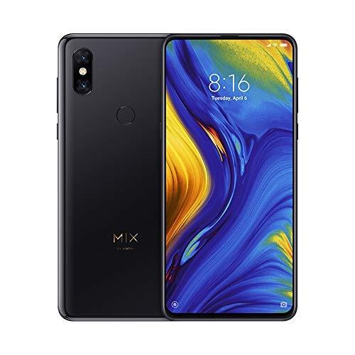 Legend Coupon Xiaomi-Mi-Mix-3-Global-Version-Black-Color-Black-Dual-SIM-band-LTE-WiFi-Internal-128 Smart phone