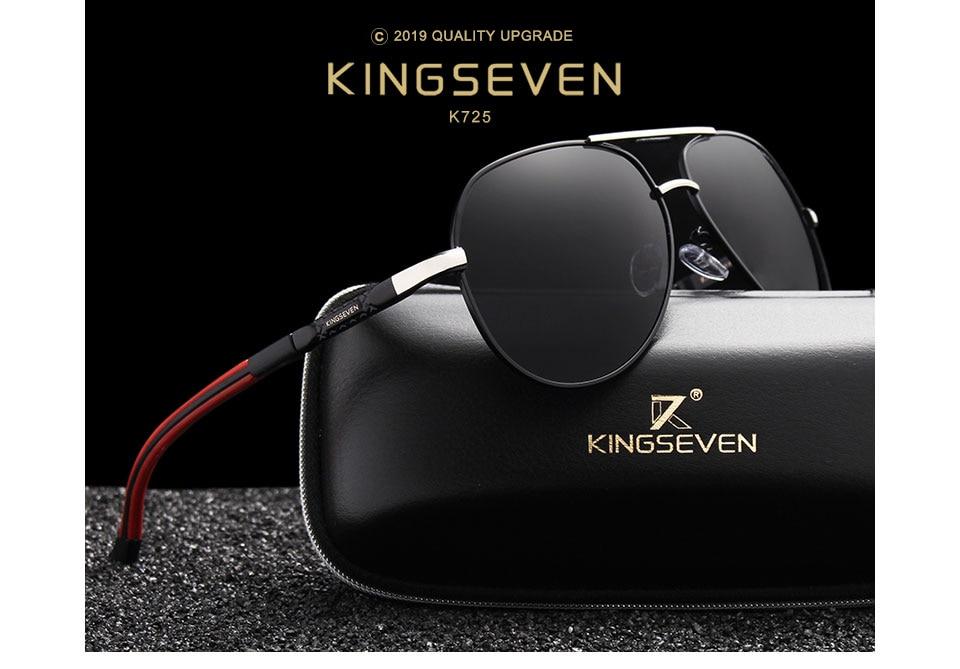 HTB1zGHAbjzuK1RjSspeq6ziHVXaH 7-Day Delivery GIFTINGER Vintage Aluminum Polarized Sunglasses Brand Sun glasses Coating Lens Driving EyewearFor Men/Wome N725