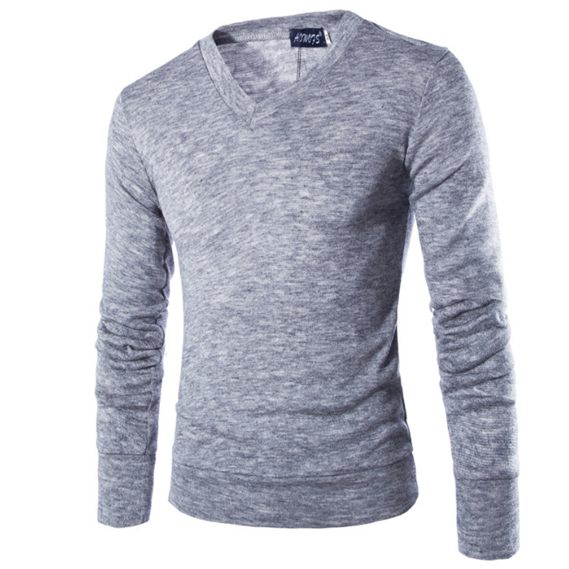 Einaudi 2017 v-образным вырезом Свитеры для женщин Стильные трикотажные с длинным рукавом Для мужчин свитер мужской сплошной дна Свитеры для женщин пуловер 7 цветов