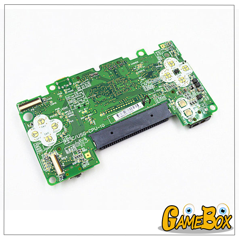 Original Secondhand Green Motherboard PCB For Nintend DS Lite Console Mainboard