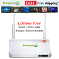 Arabic tv box free forever live tv free streaming, Arabe Europe sport Africa Channels internet streamer, Fast / Free shipping