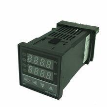 Contrôleur de température numérique PID, Thermostat, sortie de relais de thermomètre