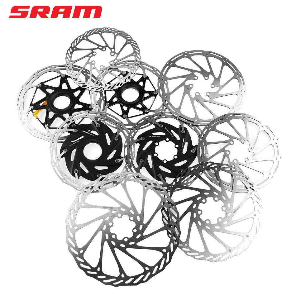 Sram avid eixo de freio a disco rotor g3 160/180/203mm hs1 6 parafusos rotor cntrln xr discos arredondados rotores disco de bloqueio central 1 peças
