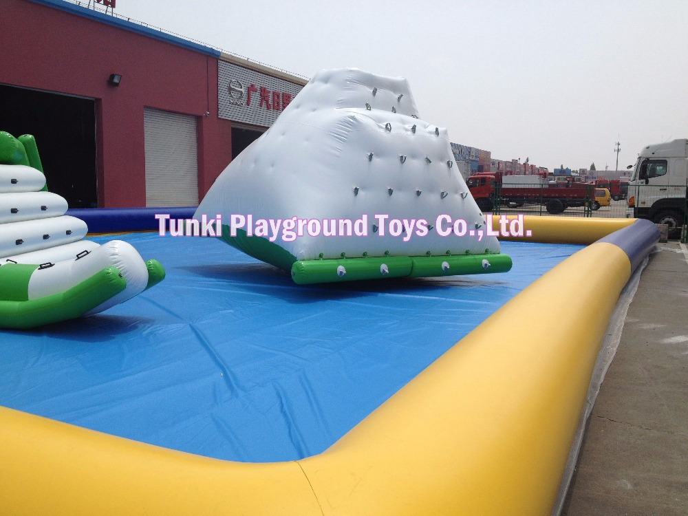 inflatable water iceberg, amusement water park +Free Shipping+Free CE/UL Blower,0.9mm pvc tarpaulininflatable water iceberg, amusement water park +Free Shipping+Free CE/UL Blower,0.9mm pvc tarpaulin