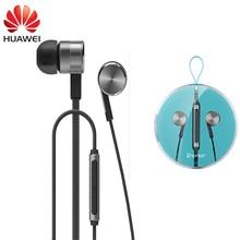 цена на Huawei Honor Engine 2 AM13 Earphone Stereo Piston In-Ear Earbud Mic Earphone for Honor Plus 3X 3C P7 Mate 8 P9 Xiaomi Meizu
