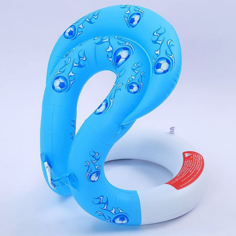 Children self-taught treasure enhanced adult swimming circle inflatable self-taught swimming pool aquatic equipment