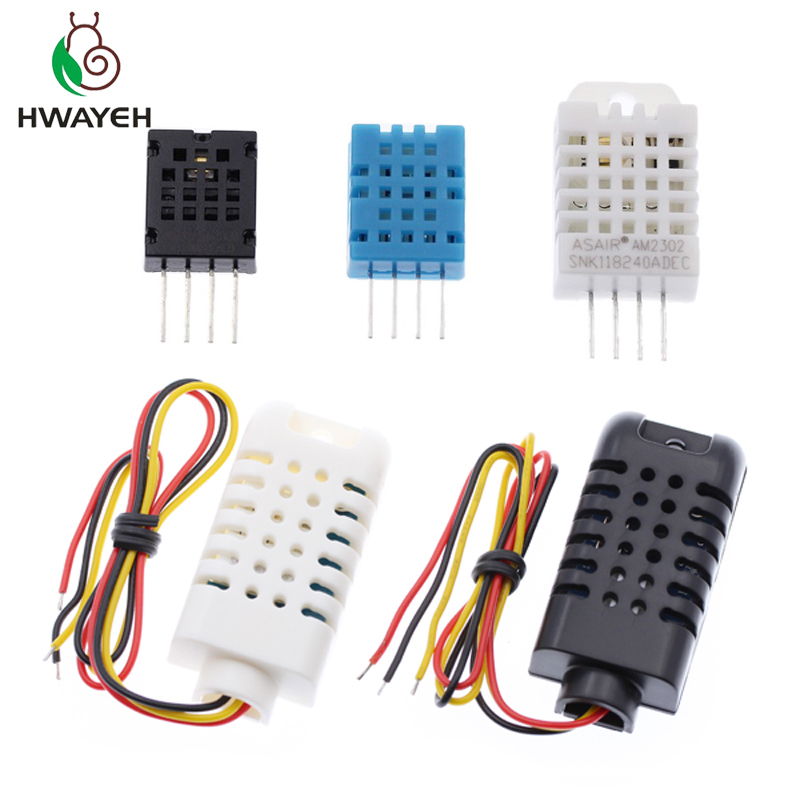 Digital Temperature And Humidity Sensor DHT11 DHT22 AM2302B AM2301 AM2320 Temperature And Humidity Sensor For Arduino AM2302