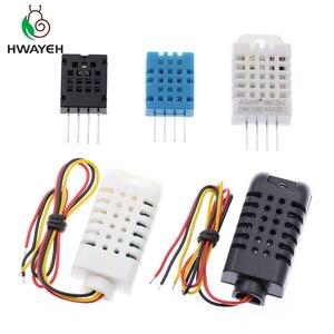 Digital Temperature and Humidity Sensor DHT11 DHT22 AM2302B AM2301 AM2320 Temperature and Humidity Sensor For Arduino AM2302(China)