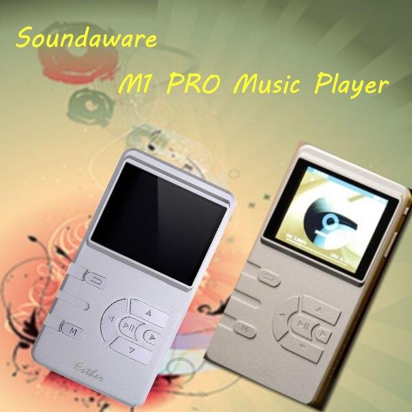 Unterhaltungselektronik Desktop Digitaler Musik-player FleißIg Soundaware M1 Pro Dsd Tragbare Player Hohe Präzise Mit Dual Femto Uhren Lastest Fpga Architektur Und Luxus Materialien Top Wassermelonen