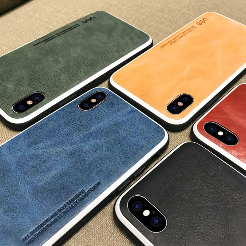 For IPhone X Case Luxury Genuine Leather Fitted Cover for Iphone Xs XR XS MAX Case Uee Original Design for Iphone Xs Max CaseFor IPhone X Case Luxury Genuine Leather Fitted Cover for Iphone Xs XR XS MAX Case Uee Original Design for Iphone Xs Max Case