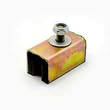 elevator 300P counterweight guide shoe L7 66*35MM
