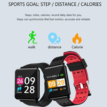 Smart Watch FitnessTracker Heart Rate Monitor Fitness Watch Activity Tracker(14 Modes) Pedometer Call SMS SNS Notice for Women
