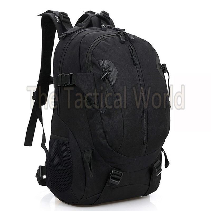 40L Men's Nylon Bag Outdoor Sports Military Tactical Backpacks Military Rucksacks Camping Trekking Hiking Hunting Airsoft Gear