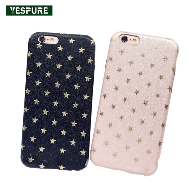 new concept 9fbd1 35637 US $6.9 |YESPURE Korean cheap cute phone cases for iphone 7plus Glitter  Shinning Fancy girl for iphone case Silicone Soft Back Cover-in  Half-wrapped ...
