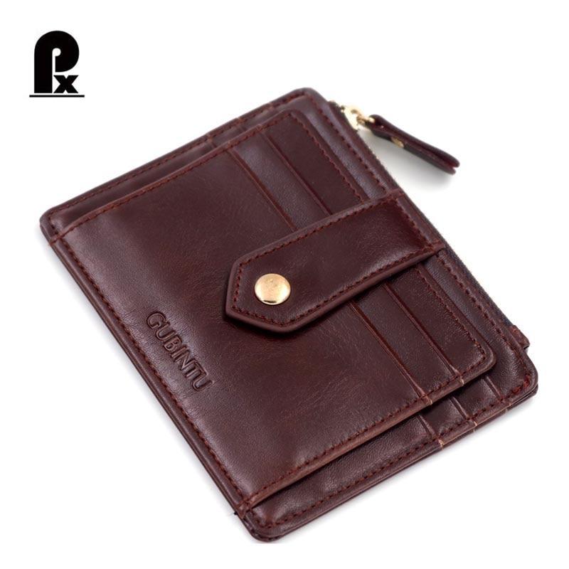 2017 fashion designer Brand PU Leather Top Wallet designer Short Money Clip Male Purses canta vintage male Walet Cuzdan cartera