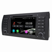 2 ГБ Оперативная память 16 ГБ Встроенная память Android 7.1.1 4 ядра dvd плеер gps Wi Fi радио для BMW X5 E53 2000 2007/5 E39 1996 2003/для Land Rover