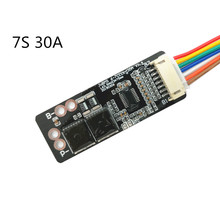 6S 30A/7S 30A/6S 50A/7S 50A BMS Board with NTC for  3.7V Ternary Lithium Battery Protection Board/BMS 7S/BMS 6S Board