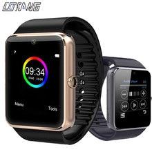 COXANG GT08 Смарт часы детей для мужчин детские часы телефон SIM карты камера Bluetooth Smartwatch gt 08 подключения Android IOS PK A1